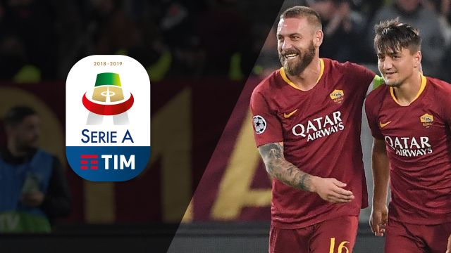 Thu, 12/20 - Serie A Weekly Preview Show: Roma seeks takedown in Turin