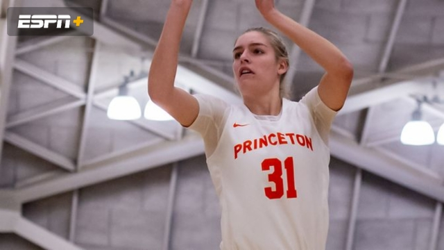 Pennsylvania vs. #23 Princeton (W Basketball)