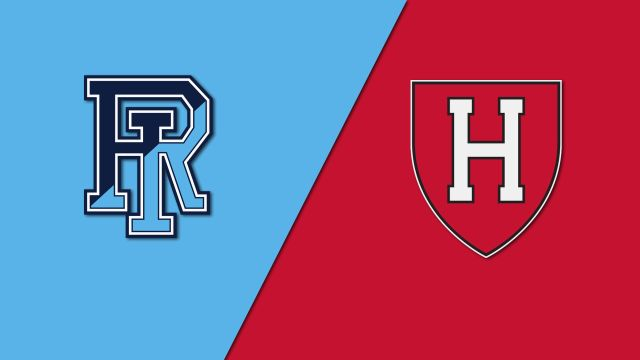 Rhode Island vs. Harvard (Court 1) (NCAA Tennis)