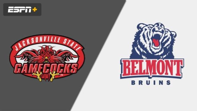 Jacksonville State vs. Belmont (W Basketball)