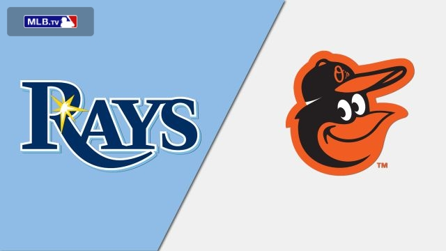 Tampa Bay Rays vs. Baltimore Orioles