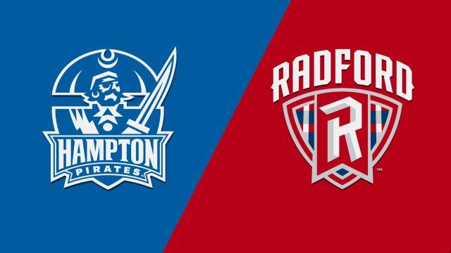 Hampton vs. Radford (M Basketball)