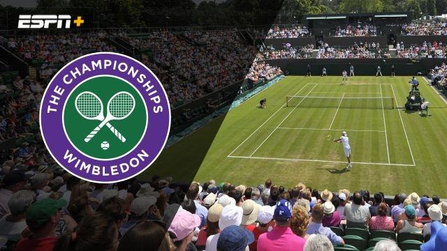 Bjorkman/Woodbridge vs. Eltingh/Haarhuis (Gentlemen's Invitation Doubles Final)