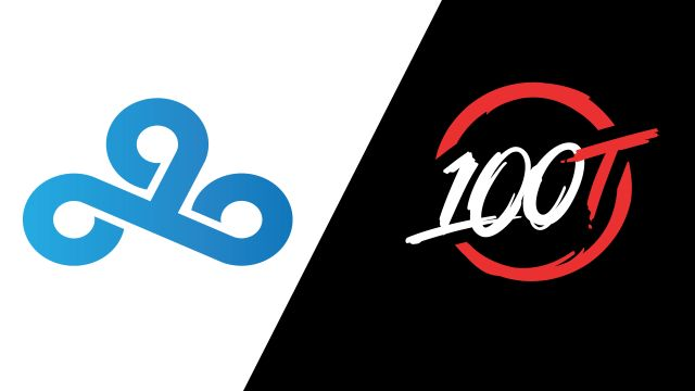 6/24 Cloud9 vs 100 Thieves