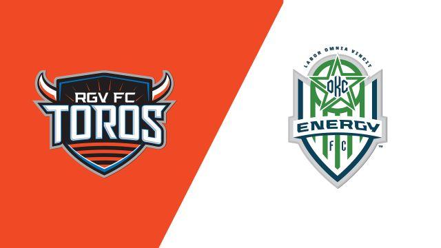 Rio Grande Valley FC vs. OKC Energy FC