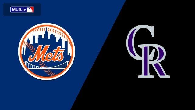New York Mets vs. Colorado Rockies