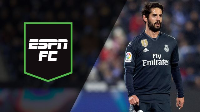 Thu, 1/17 - ESPN FC: Real Madrid struggling this season