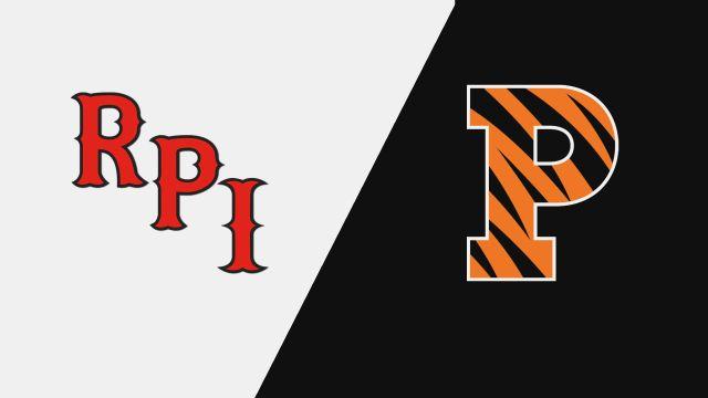 Rensselaer vs. #5 Princeton (W Hockey)