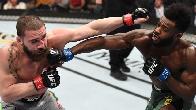UFC Fight Night: Prelims