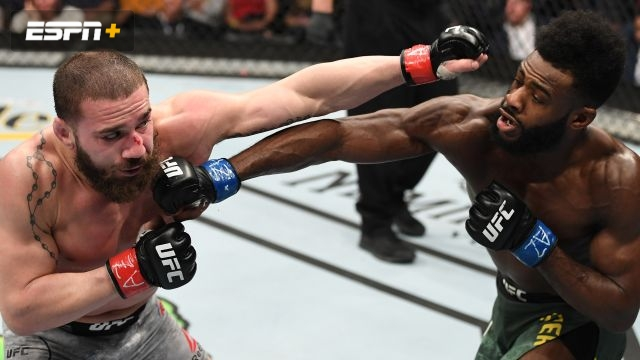 UFC Fight Night: Ngannou vs Velasquez (Prelims)