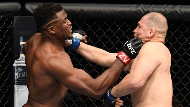 UFC Fight Night: Ngannou vs Velasquez