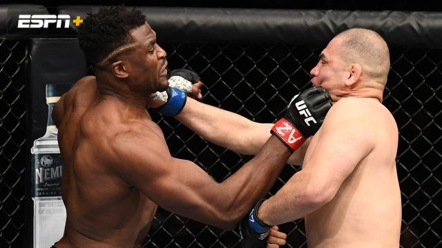 UFC Fight Night: Ngannou vs Velasquez (Main Card)
