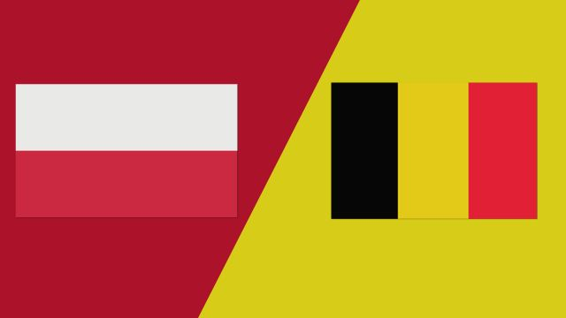 Poland vs. Belgium (2018 FIL World Lacrosse Championships)
