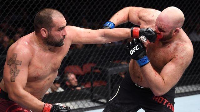 UFC Fight Night: Lewis vs. Dos Santos (Main Card)