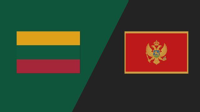 Lithuania vs. Montenegro (UEFA Nations League)