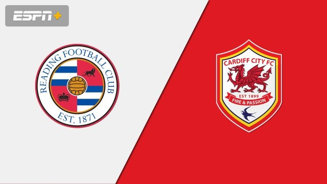 Reading vs. Cardiff City (English League Championship)