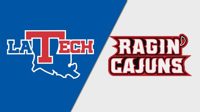 Louisiana Tech vs. Louisiana (M Basketball)