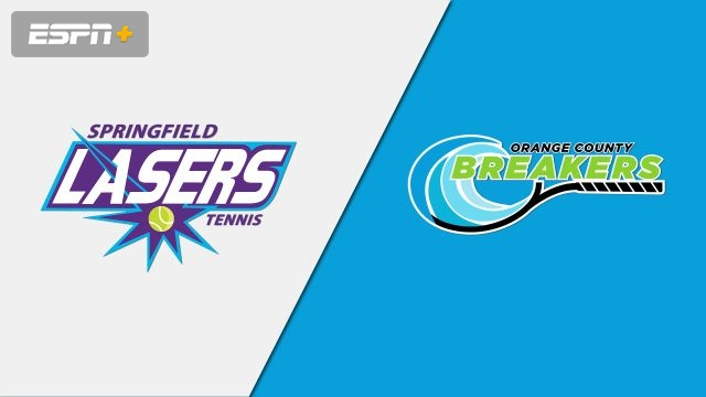Springfield Lasers vs. Orange County Breakers