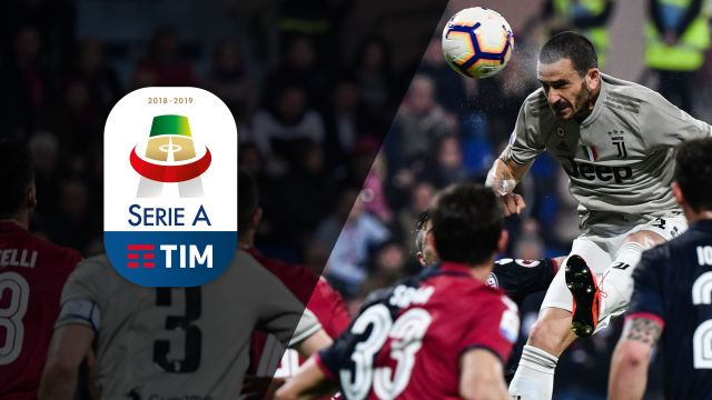 Thu, 4/4 - Serie A Weekly Highlight Show: Clash in Cagliari