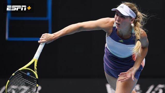 Wozniacki vs. Jabeur (Women's Third Round)