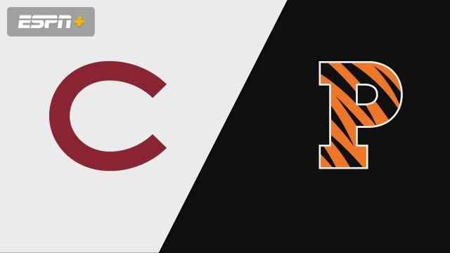 Colgate vs. #6 Princeton (W Hockey)