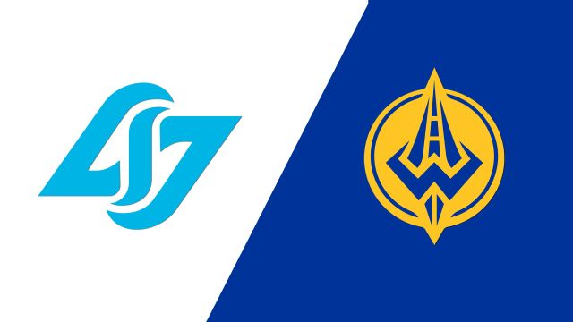 8/19 Counter Logic Gaming vs Golden Guardians