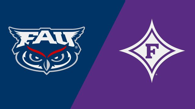 Florida Atlantic vs. Furman (W Basketball)
