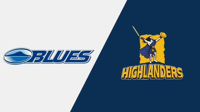 Blues vs. Highlanders (Super Rugby)