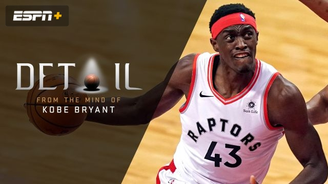 Kobe Bryant Breaking Down Pascal Siakam