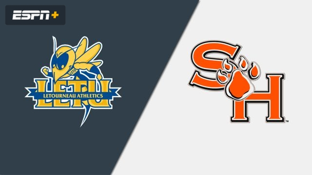 LeTourneau vs. Sam Houston State (M Basketball)