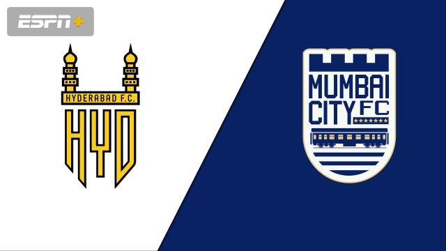Hyderabad vs. Mumbai City FC