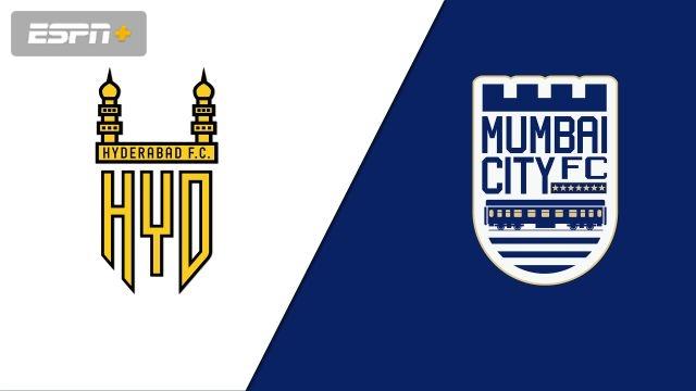 Hyderabad vs. Mumbai City FC