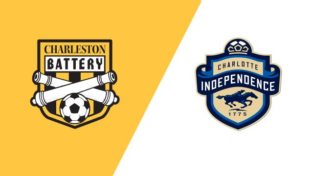 Charleston Battery vs. Charlotte Independence