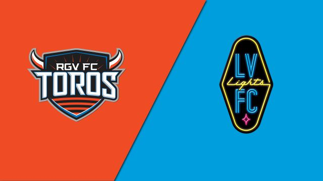 Rio Grande Valley FC Toros vs. Las Vegas Lights FC (USL Championship)