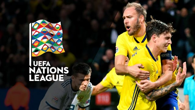 Tue, 11/20 - UEFA Nations League: Match Night Highlights