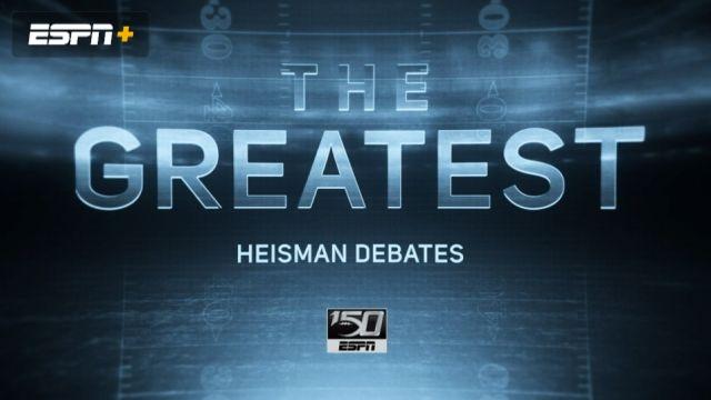 Heisman Debates
