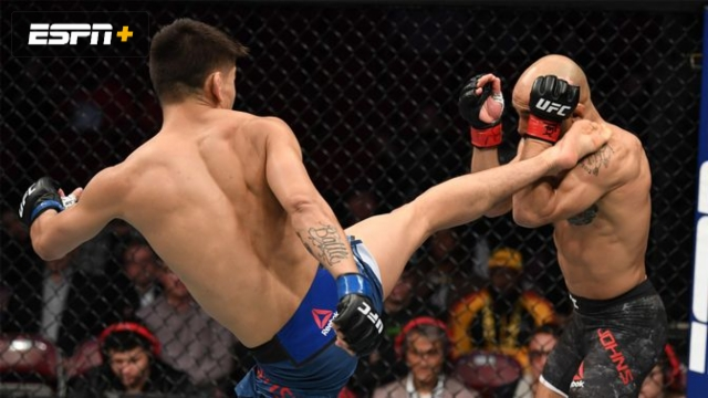 Miles Johns vs. Mario Bautista (UFC 247)