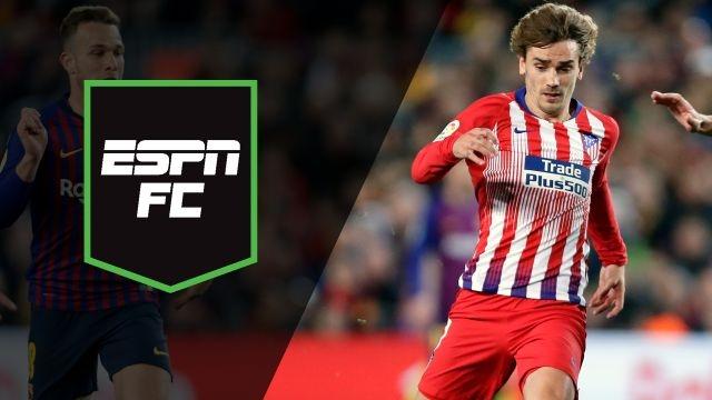 Tue, 5/14 - ESPN FC: Griezmann's new decision