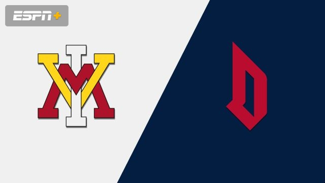 Virginia Military Institute vs. Duquesne (M Basketball)