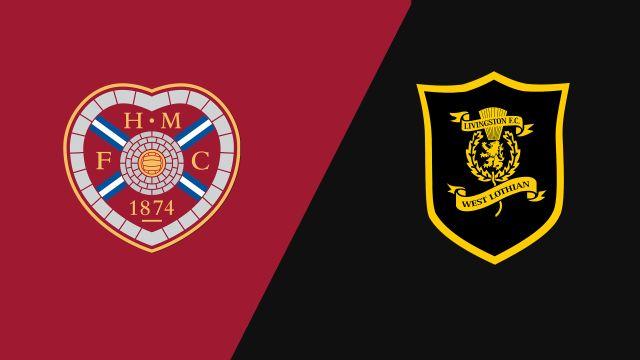 Heart of Midlothian vs. Livingston (Round #4) (Scottish Cup)