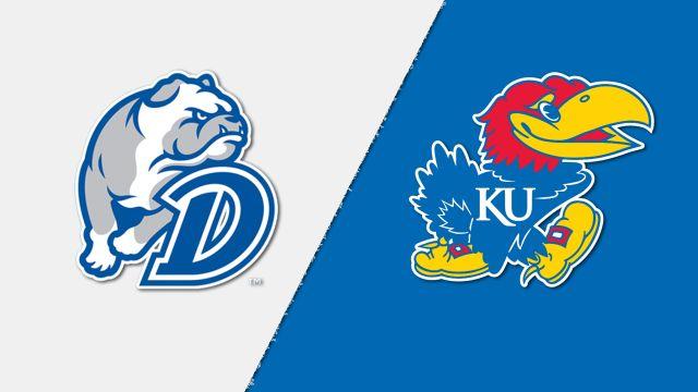 Drake vs. Kansas (W Volleyball)