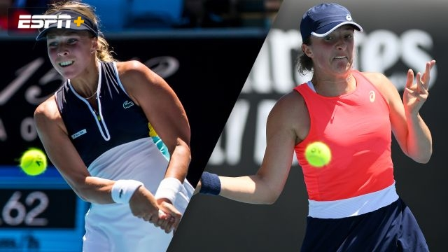 (28) Kontaveit vs. Swiatek (Women's Fourth Round)