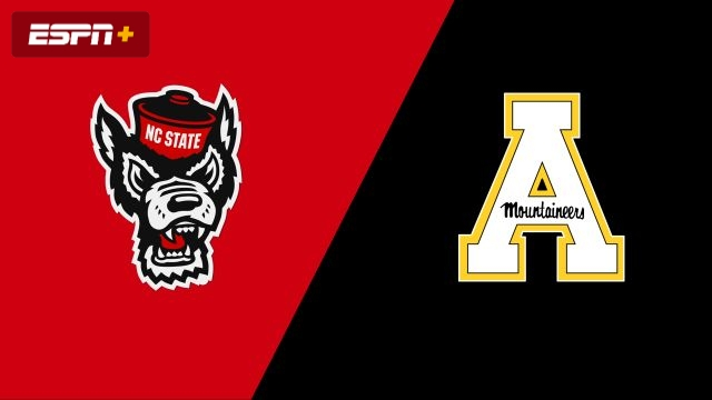 NC State vs. Appalachian State (W Volleyball)