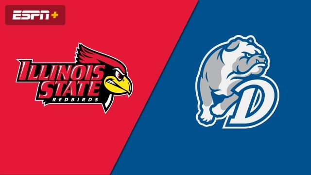 Illinois State vs. Drake (M Basketball)