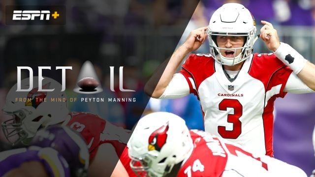 Peyton Manning: Breaking Down Josh Rosen