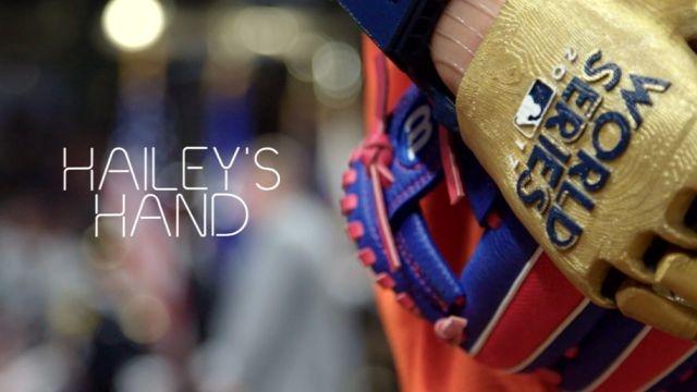 Hailey's Hand