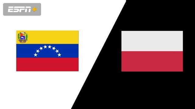 Venezuela vs. Poland (Group Phase)