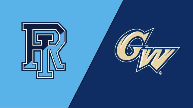 Rhode Island vs. George Washington (Baseball)