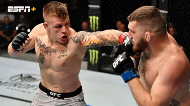 Jimmy Crute vs. Michal Oleksiejczuk (UFC Fight Night: Felder vs. Hooker)