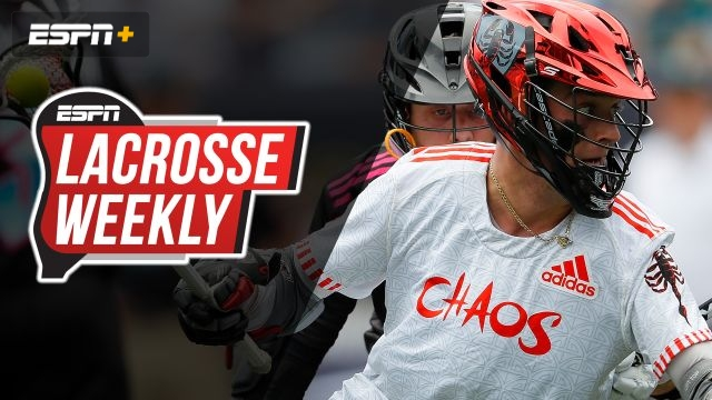 Tue, 8/20 - Lacrosse Weekly: PLL playoff picture coming into focus